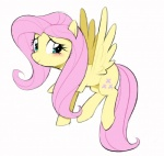 2015 30clock alternate_hairstyle blush cute cutie_mark equine female feral fluttershy_(mlp) friendship_is_magic hair mammal my_little_pony pegasus pink_hair simple_background smile solo white_background wings  Rating: Safe Score: 5 User: Egekilde Date: November 23, 2015