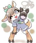 cervine chibi clothing cub cute deer female mammal odawara1231 school_uniform solo young  Rating: Safe Score: 7 User: DSR1337 Date: August 23, 2015