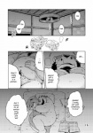 after_masturbation anthro bear beard bed clothing comic english_text eyewear facial_hair glasses greyscale kumagaya_shin male male/male mammal manga monochrome nude overweight sleeping text tom_(kumagaya)  Rating: Explicit Score: 1 User: pepito34226 Date: May 02, 2016