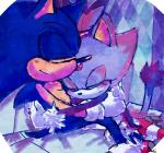 anthro blaze_the_cat blush cat duo feline female hedgehog hug male mamarocket mammal smile sonic_(series) sonic_(sonic) video_games  Rating: Safe Score: 2 User: slyroon Date: February 28, 2014