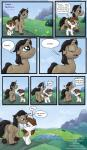 comic countryside cub cutie_mark duo equine fan_character friendship_is_magic horn horse male mammal my_little_pony pipsqueak_(mlp) pony smudge_proof text thunder_ring unicorn walking young   Rating: Safe  Score: -1  User: Smudge_Proof  Date: March 18, 2014