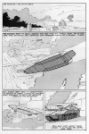 1984 aircraft airport anthro battle comic computer explosion military monocrome planet science_fiction smoke space spaceport steve_gallacci story tank text traditional_media_(artwork) vehicle  Rating: Safe Score: 0 User: Wadxxx Date: February 10, 2016