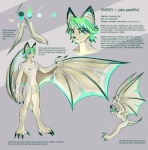 ambiguous_gender animal_genitalia anthro balls bat breasts fully_sheathed herm intersex mammal manly parrey polydactyly sheath simple_background small_breasts thumbclawz wings  Rating: Explicit Score: 1 User: mutanimal Date: May 05, 2016