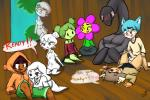 alternate_species canisfidelis carmen carrie_krueger cartoon_network darwin_watterson female group gumball_watterson human humanized leslie lying_on_floor male mammal masami molly_collins penis penny_fitzgerald teri the_amazing_world_of_gumball young  Rating: Explicit Score: 7 User: CanisFidelis Date: August 25, 2015
