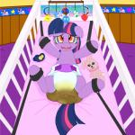 bound diaper equine feces female friendship_is_magic hair horn hypnosis inside mammal mind_control my_little_pony restrained scat solo twilight_sparkle_(mlp) unicorn   Rating: Explicit  Score: 2  User: Princess_Cadance_R34  Date: November 15, 2014