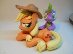 2013 applejack_(mlp) blonde_hair cowboy_hat cutie_mark dragon duo earth_pony equine female feral freckles friendship_is_magic green_eyes hair hat hi_res hoikarnage horse lying male mammal model my_little_pony pony real scalie scratch scratching slit_pupils spike_(mlp)  Rating: Safe Score: 3 User: 2DUK Date: March 10, 2013