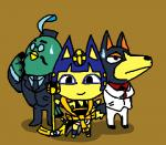 albus animal_crossing ankha brewster canine cat crossover eliza feline gedonko headdress horace mammal moustace nintendo pidgeon polearm skullgirls staff suit sweat sweatdrop video_games weapon wolf wolfgang_(animal_crossing)   Rating: Safe  Score: 1  User: ROTHY  Date: March 22, 2015