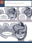 2013 comic english_text equine female feral friendship_is_magic horn john_joseco mammal monochrome my_little_pony princess_luna_(mlp) smile solo text unicorn  Rating: Safe Score: 14 User: KrzykaczNerwus Date: October 01, 2013