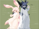 4:3 anthro cub duo featureless_crotch female flat_chested fur green_background grey_fur japanese_text lagomorph male mammal moowan nude rabbit simple_background tan_fur text translated wallpaper youngRating: QuestionableScore: 0User: mscDate: July 12, 2009