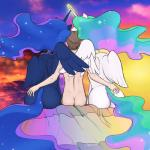 2015 arareroll butt equine female feral friendship_is_magic grope group horn human male mammal my_little_pony nude princess_celestia_(mlp) princess_luna_(mlp) winged_unicorn wings  Rating: Questionable Score: 20 User: Robinebra Date: July 13, 2015