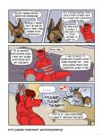 ... <3 anal anal_penetration balls bed blue_penis canine comic dog fox german_shepherd knot male male/male mammal nude penetration penis sex sheath sunitai text   Rating: Explicit  Score: 6  User: tukamos  Date: April 27, 2015