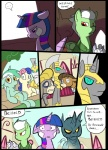 2013 bandage black_eye bonbon_(mlp) changeling comic cranky_doodle_donkey_(mlp) cutie_mark dialog donkey english_text equine female friendship_is_magic fur green_fur group hair horn horse lyra_heartstrings_(mlp) male mammal mane matilda_(mlp) metal_(artist) my_little_pony original_character pegasus pony red_eyes ring royal_guard_(mlp) text twilight_sparkle_(mlp) unicorn white_hair wings yellow_eyes   Rating: Safe  Score: 6  User: DIgitGreen  Date: December 04, 2013