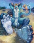 after_masturbation anthro balls beach big_balls cum cum_on_feet dragon fish flaccid foot_fetish foot_focus hair hi_res kilian male marine nommz penis scalie seaside shark sharkdragon sitting solo tongue tongue_out uncut webbed_feet  Rating: Explicit Score: 27 User: slooty Date: November 17, 2015