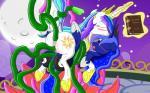 anal anus blush book butt cutie_mark equine female feral friendship_is_magic hooves horn lolmaster mammal my_little_pony open_maw penetration princess_celestia_(mlp) princess_luna_(mlp) tatzlwurm tentacles vaginal vaginal_penetration winged_unicorn wings   Rating: Explicit  Score: 16  User: lolmaster  Date: February 23, 2014
