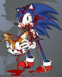 blood bloodshot_eyes blue_eyes brain clothing death decapitation diseased_weasel footwear gloves gore green_eyes miles_prower severed_head shoes sonic_(series) sonic_the_hedgehog undead zombie  Rating: Explicit Score: -5 User: Untamed Date: August 30, 2015