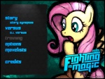 blue_eyes credits cutie_mark english_text equine female feral fighting_is_magic fluttershy_(mlp) friendship_is_magic fur hair mammal mane6 menu movelists my_little_pony options pegasus pink_hair shocked solo story text training versus wings yellow_fur  Rating: Safe Score: 7 User: kokonoe Date: December 25, 2012