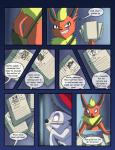 braviary comic eeveelution female flareon golem luxray male meowstic mienshao nintendo pokémon pokémon_(species) pokémon_mystery_dungeon racingwolf_(artist) video_games yanmega