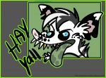 ambiguous_gender anthro blue_eyes english_text hair holly_massey mammal marsupial opossum seux short_hair solo teeth text tongue virginia_opossum   Rating: Questionable  Score: 0  User: scrapies  Date: February 21, 2008