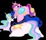 2015 alpha_channel astr0zone big_butt blue_eyes butt chubby cutie_mark equine female feral friendship_is_magic group hair hooves horn looking_back mammal mellowhen multicolored_hair my_little_pony princess_cadance_(mlp) princess_celestia_(mlp) princess_luna_(mlp) purple_eyes wide_hips winged_unicorn wings  Rating: Questionable Score: 4 User: Robinebra Date: September 04, 2015