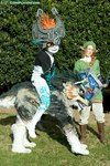 beastcub canine cosplay female feral fursuit group human humanoid link link_(wolf_form) male mammal midna nintendo quadsuit real the_legend_of_zelda twilight_princess video_games wolf  Rating: Safe Score: -1 User: msc Date: April 29, 2007""