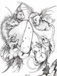 2013 cheese feral food greyscale group hatching_(technique) inspired_by_proper_art mlpart monochrome pencils rat rodent the_torment_of_saint_anthony wings   Rating: Safe  Score: 1  User: ktkr  Date: July 02, 2013