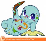 anthro balls blue_skin cub cute hi_res humanoid_penis male nintendo penis pokémon reptile scalie skyeprower slightly_chubby solo squirtle turtle uncut video_games youngRating: ExplicitScore: 6User: sentinelknight26Date: July 04, 2017