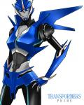 arcee blue_eyes female ka-ju looking_at_viewer machine not_furry robot solo transformers transformers_prime  Rating: Safe Score: 2 User: Nuji Date: September 25, 2015