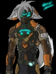 dead_space grey_hair hair male solo suit   Rating: Safe  Score: 0  User: Arandus  Date: August 30, 2011