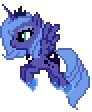 animated cutie_mark desktop_ponies equine female feral friendship_is_magic horn mammal my_little_pony princess_luna_(mlp) solo sprite unknown_artist winged_unicorn wings   Rating: Safe  Score: 2  User: Ohnine  Date: July 21, 2011