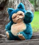 claws creepy doll fangs hi_res nabitoys nightmare_fuel nintendo photo pokémon pokémon_(species) real snorlax video_games