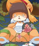 anthro bear blush brown_fur brown_hair crepix cum female fur hair internal kemono mammal open_mouth penetration pussy shocked solo tentacle_sex tentacles young   Rating: Explicit  Score: 6  User: KemonoLover96  Date: April 29, 2015