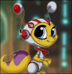 alien cute fluffy looking_at_viewer mr_dinkles ratchet_and_clank smile solo space_suit unknown_species verona verona7881 video_games  Rating: Safe Score: 3 User: Verona Date: July 28, 2015