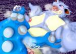 cum duo female hi_res kemono male nidoqueen nintendo penis pokémon pussy seismitoad sex video_games 甘煮   Rating: Explicit  Score: 3  User: KemonoLover96  Date: February 26, 2015