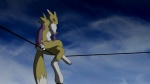 canine digimon fox renamon solo wallpaper   Rating: Safe  Score: 12  User: Eisenknurren  Date: April 13, 2012