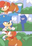 anthro anus cloudz comic duo female hedgehog male mammal masturbation pussy rodent sally_acorn sega sonic_(series) sonic_the_hedgehog squirrel   Rating: Explicit  Score: 7  User: Mcnair32  Date: March 11, 2015
