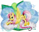 2014 anus cloud equine fluttershy_(mlp) friendship_is_magic horn kena mammal my_little_pony pose pussy suggestive winged_unicorn wings   Rating: Explicit  Score: 3  User: ImperialAsshat  Date: March 07, 2014