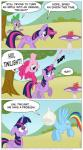 2015 anthro blue_eyes comic dialogue dragon earth_pony english_text equine fangs female feral friendship_is_magic fur glowing green_eyes group hair horn horse magic male mammal my_little_pony onion pinkie_pie_(mlp) pony purple_eyes purple_fur purple_hair rainbow_dash_(mlp) scalie sparkles spike_(mlp) table text timothy_fay tree twilight_sparkle_(mlp) winged_unicorn wings zap  Rating: Safe Score: 13 User: 2DUK Date: January 14, 2015
