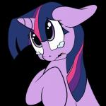 2014 alpha_channel equine female friendship_is_magic hair horn looking_up mammal my_little_pony plain_background portrait purple_eyes purple_hair solo tears tlatophat transparent_background twilight_sparkle_(mlp) unicorn upset   Rating: Safe  Score: 6  User: 2DUK  Date: April 18, 2014