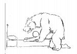ambiguous_gender animated bear bed bestiality dakota-bear feral forced human human_on_feral interspecies male mammal plain_background rape white_background   Rating: Explicit  Score: 3  User: Razer  Date: September 16, 2010