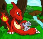 balls charmeleon cpctail duo female hi_res licking male male/female nidoran nintendo penis pokémon precum size_difference tongue tongue_out video_games  Rating: Explicit Score: 6 User: cpctail1 Date: May 18, 2015""