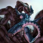 2015 4_arms 5_fingers abs anthro anus armpits bite black_penis breasts butt claws digital_media_(artwork) duo female fin fish green_eyes hi_res humanoid_penis looking_back male male/female male_penetrating marine mastery_position multi_arm multi_limb multi_pec multicolored_body naga nipples non-mammal_breasts open_mouth penetration penis pussy rakisha reptile scales scalie sex shark sharp_teeth shiny simple_background sky snake teeth thick_penis vaginal vaginal_penetration vein veiny_penis yellow_eyesRating: ExplicitScore: 82User: StrongbirdDate: March 08, 2017