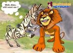 alex_the_lion dreamworks equine erection feline lion madagascar mammal marty_the_zebra penis zebra   Rating: Explicit  Score: -2  User: trolll  Date: March 11, 2014