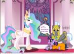 friendship_is_magic m0rshu64 my_little_pony princess_celestia_(mlp) prison_jumpsuit prison_outfit twilight_sparkle_(mlp)equine  Rating: Safe Score: -9 User: SpellboundCanvas Date: June 09, 2015""
