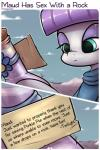 blue_eyes comic equine female feral friendship_is_magic grey_body hair horse letter mammal maud_pie_(mlp) my_little_pony ponegranate pony potion purple_hair solo   Rating: Safe  Score: 10  User: DragonRanger  Date: April 18, 2014