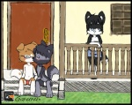 <3 ann border_collie briefs canine clothing cub cute depression dog eyewear female garuru glasses group kissing male male/male mammal michael_collin outside practicing taethefox_(character) underwear young   Rating: Safe  Score: 1  User: TaeTheFox  Date: May 14, 2012