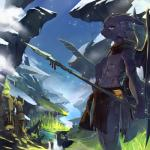 2014 abs absurd_res anthro anthrofied chilon clothing cloud dragon dreamworks grass hi_res horn how_to_train_your_dragon loincloth looking_at_viewer male melee_weapon membranous_wings muscular night_fury outside polearm river scalie sculpture sky solo spear statue toothless tree water weapon wings yellow_eyesRating: SafeScore: 35User: FinchmasterDate: April 03, 2014