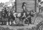 centaur disguise equine equine_taur horse human humor male mammal manweri monochrome pencil_(artwork) taur town traditional_media_(artwork)  Rating: Safe Score: 17 User: slyroon Date: February 08, 2016