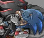 anal anal_penetration angelofhapiness bed blood blush chest_tuft clothing cum duo footwear forced_entry fur male male/male penetration red_eyes shadow_the_hedgehog sonic_(series) sonic_the_hedgehog tears tuft  Rating: Explicit Score: 1 User: Untamed Date: August 13, 2015