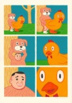 ambiguous_gender avian bestiality bird canine chicken clothing comic dog duo feral furry_lifestyle fursuit human interspecies joan_cornella male mammal sex smile socks tree what why   Rating: Explicit  Score: 19  User: Saffron  Date: June 06, 2014