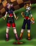 aakashi amy_rose anthro duo female gender_transformation human male mammal miles_prower sega sonic_(series) transformation   Rating: Safe  Score: -1  User: Indycoone  Date: November 21, 2014